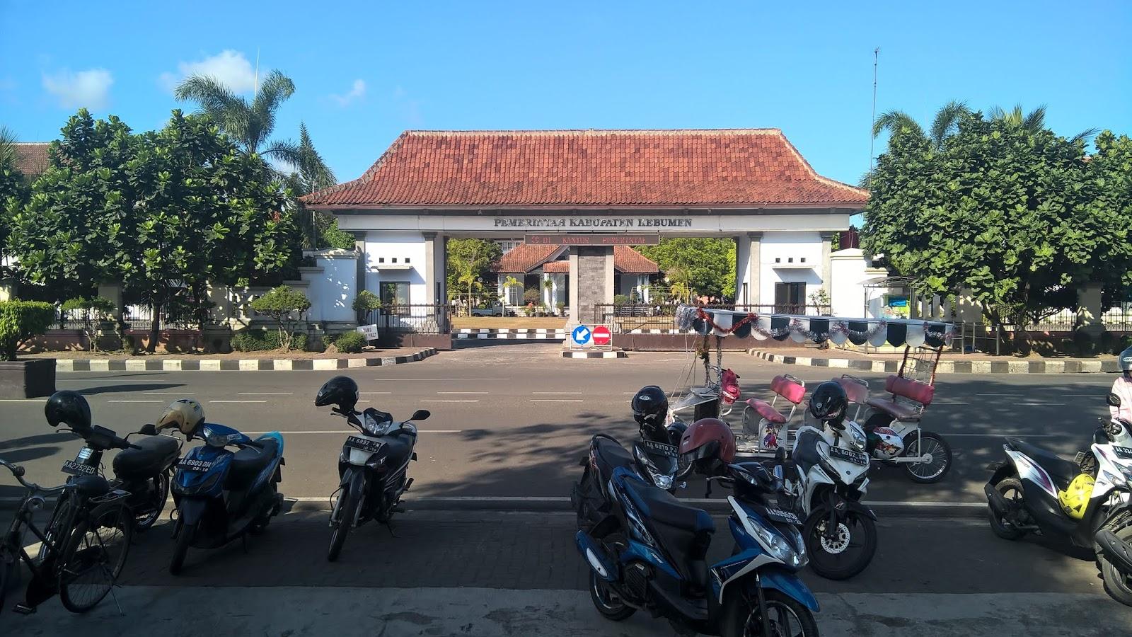 Pemerintahan Kabupaten Kebumen
