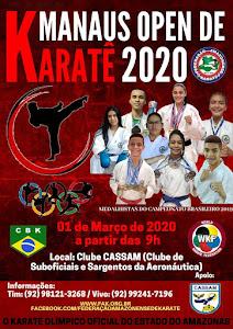 Manaus Open de Karate