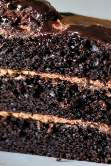 One Bowl Chocolate Cake (from scratch)