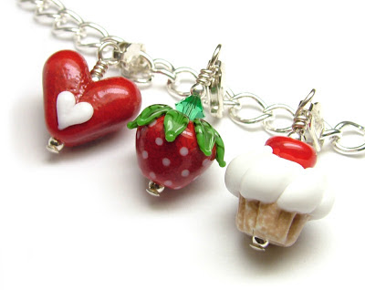Lampwork Bead Charms