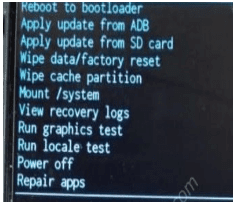 samsung a12 android system recovery