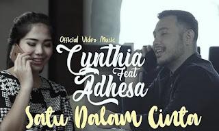 Lirik Lagu Cynthia Ivana & Adhesa - Satu Dalam Cinta