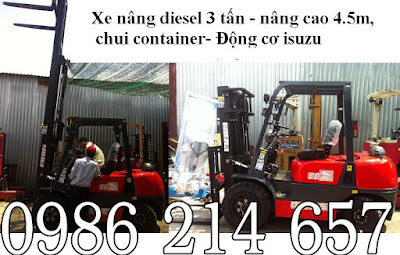 xe nâng diesel và xe nâng điện ngồi lái/ đứng lái 0986 214 657