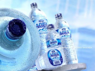Kisah Sukses Pendiri Aqua