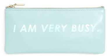 BAN.DO 'I Am Very Busy' Pencil Pouch