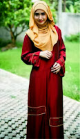 gamis terbaru nibras collection