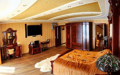 2-уровневые апартаменты VIP отельного комплекса в Семидворье