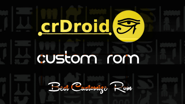 crDroid Custom Rom For Redmi 5A