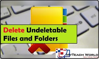 How to Delete Undeletable Files and Folders in Windows,Delete undeletable files software