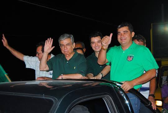 Com filiação da prefeita Sandra ao MDB, ex-prefeito Daniel perde a liderança dos bacuraus de FP