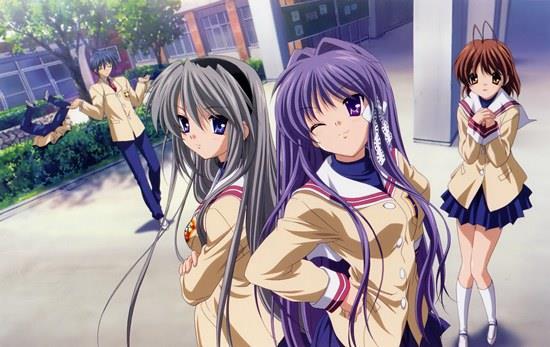 7 Anime Romance Terbaik