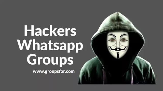Hackers Whatsapp Groups 2020