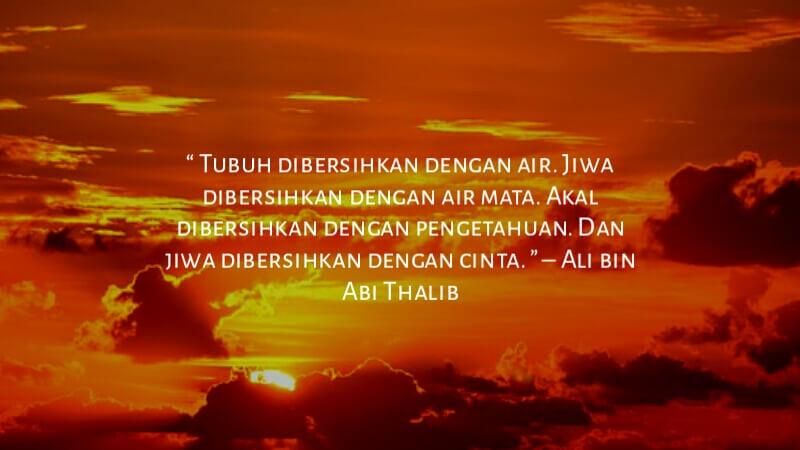 7 Kata Kata Mutiara Islam Bergambar Kutipan Islami Ali Bin Abi Thalib