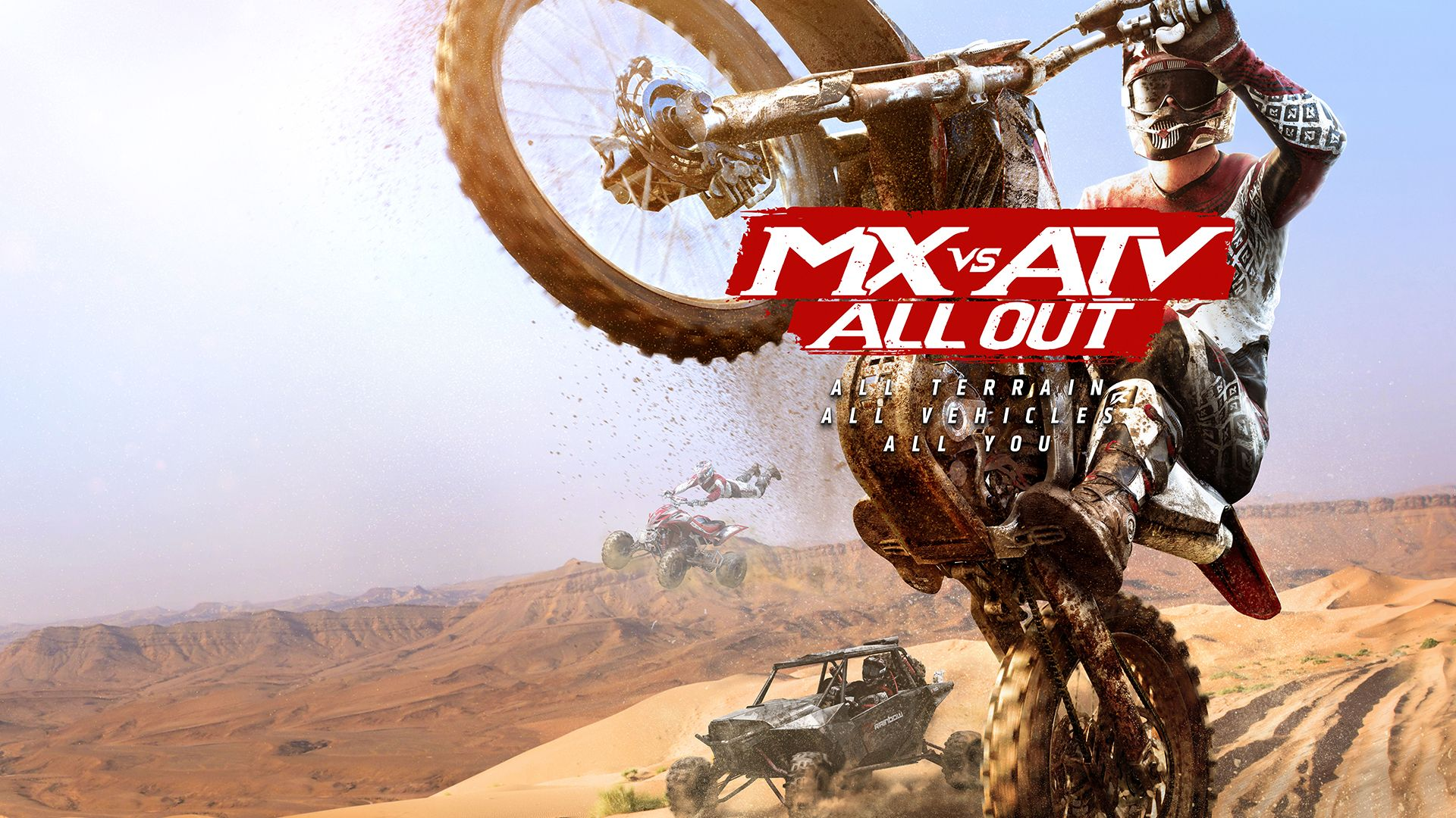 MX vs ATV All Out v1.0.1 NSP XCI For Nintendo Switch
