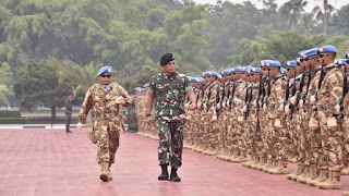 Letjen TNI Joni Supriyanto