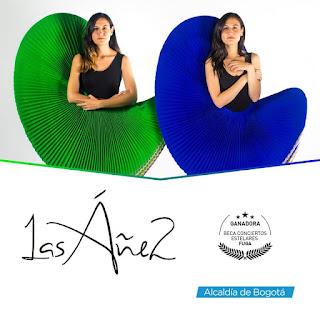 Concierto LAS AÑEZ en la FUGA Bogotá 2019