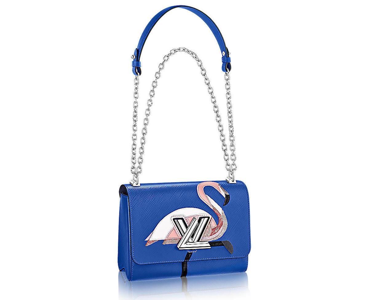 Louis Vuitton Flamingo Twist Bag