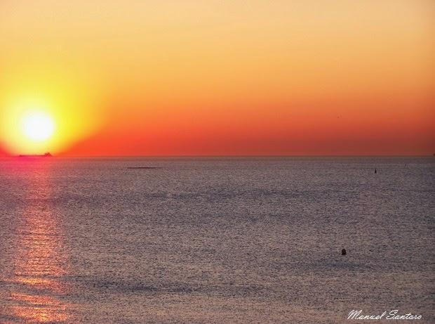 La Linea de la Concepcion, splendida alba