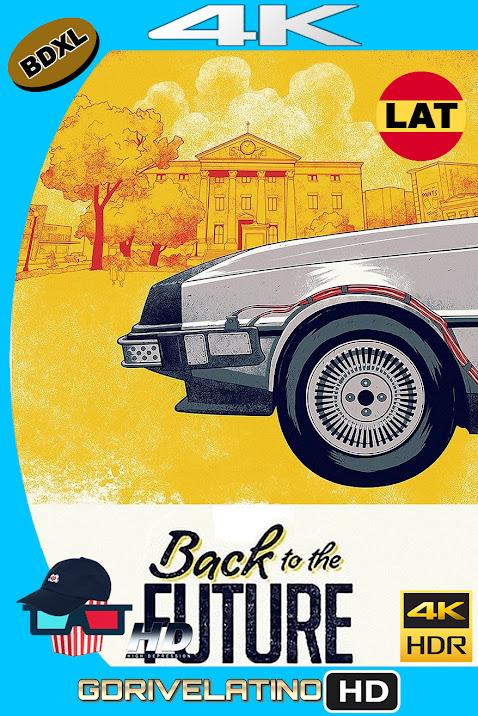 Volver al Futuro (1985) BDXL 4K UHD HDR Latino-Ingles ISO