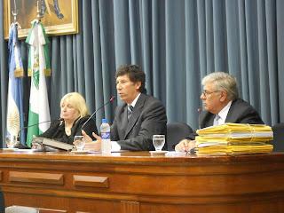 Gustavo Posse abrió las sesiones del Concejo Deliberante de San Isidro