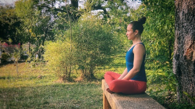 How to sit for meditation