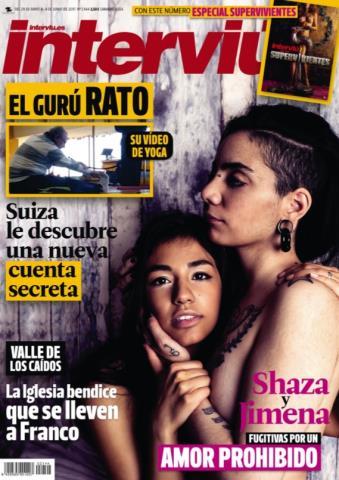 Interviú edición 2144