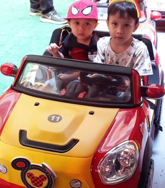 MEDIA PREBIU MICKEY AND THE ROADSTER RACERS DI MID VALLEY