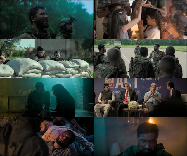 Uri: The Surgical Strike 2019 Download 720p WEBRip