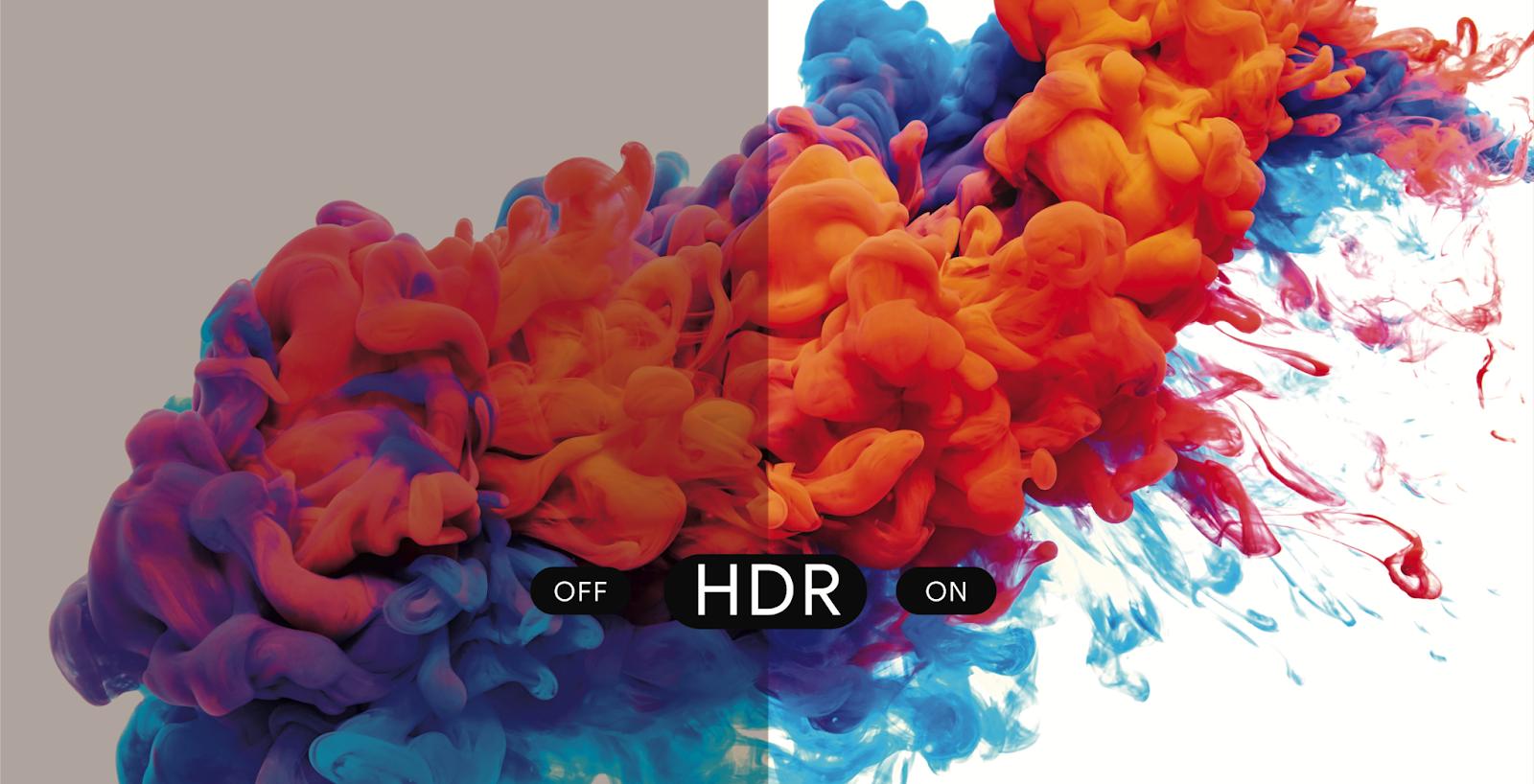SMART TIVI CASPER HDR TÁI TẠO RỰC RỠ BƯC TRANH CUỘC SỐNG