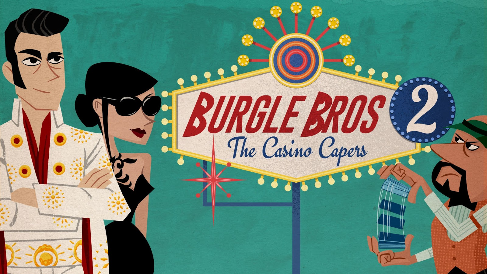 2020 Most Anticipated Games Best Arriving from Kickstarter Burgle Bros 2 Casio Capers