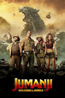 Jumanji: Welcome To The Jungle - Cover