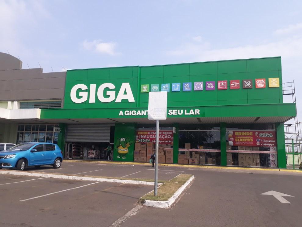 Loja Giga inaugura sua 42ª unidade em Araraquara e abre 63 vagas de emprego