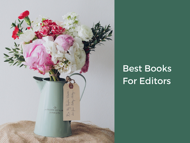 Best Books for Editors