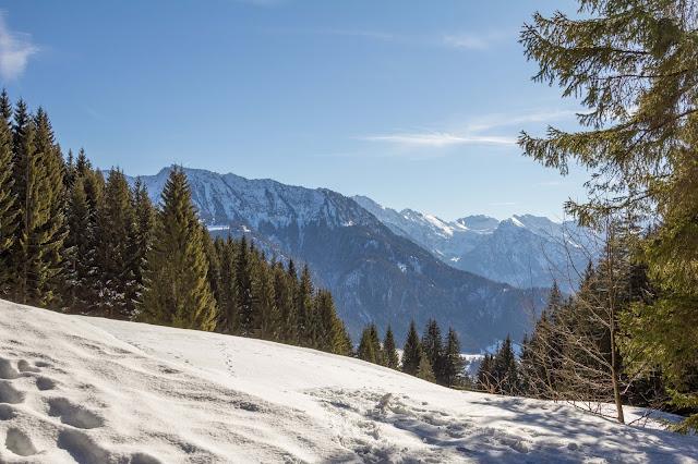Schneeschuhtour tiefenbacher eck bad hindelang allgäu 05