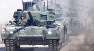 Main Battle Tank T-14 Armata