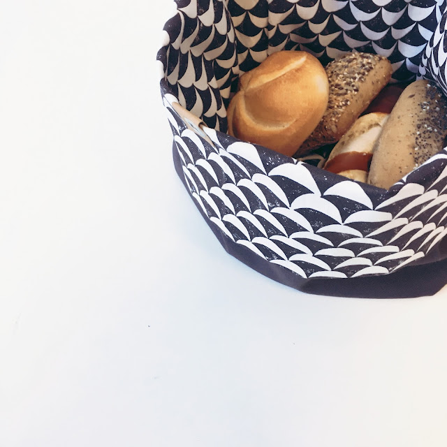 grinsestern, brotkorb, nähliebe, stoffladen, diy, selbermacher