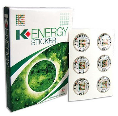 Jual K-ENERGY STICKER
