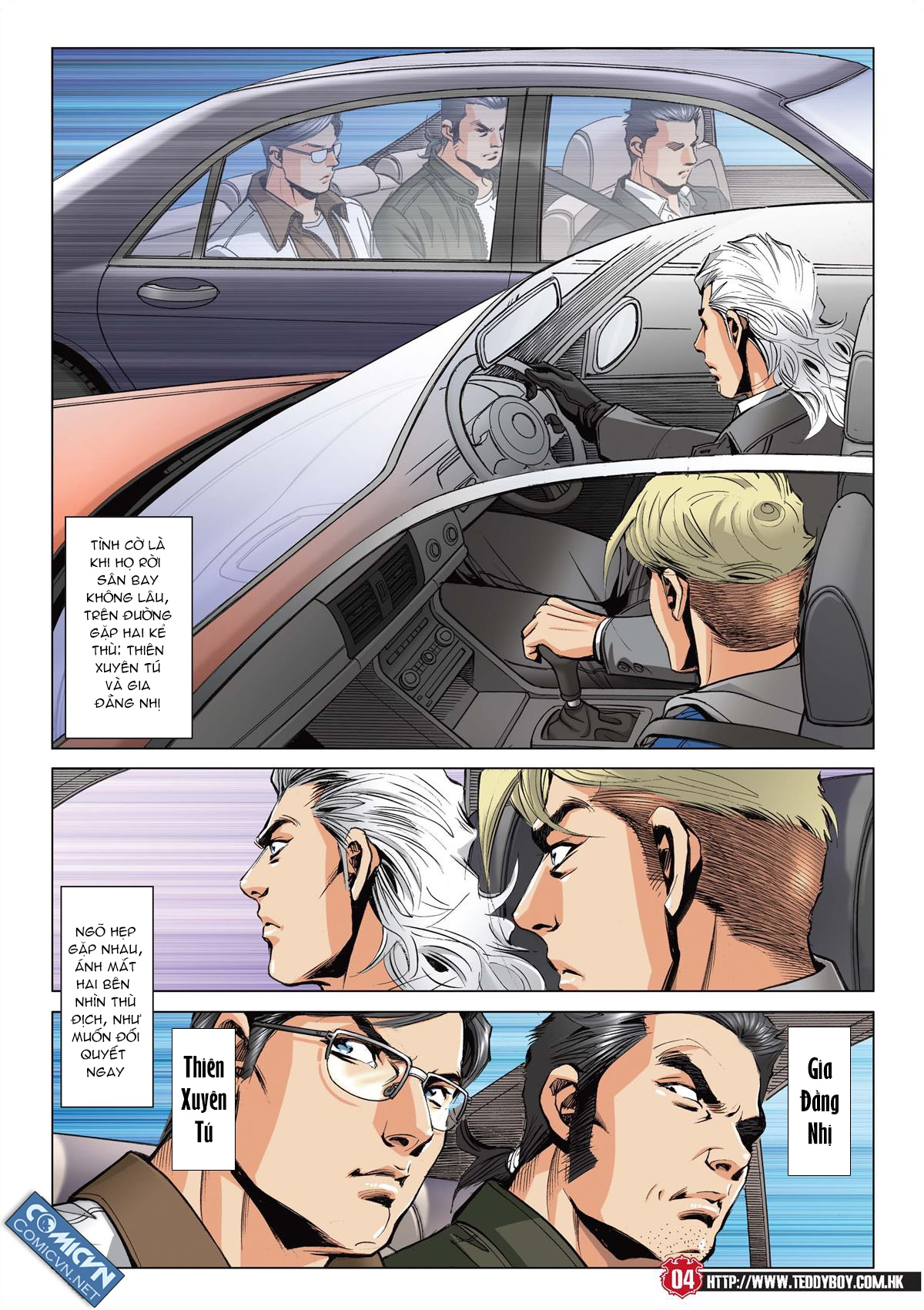 Người Trong Giang Hồ chapter 2127: thế đạo bất công trang 4