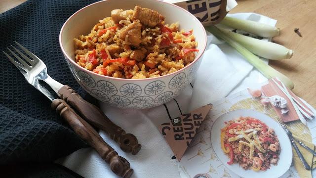 Nasi Goreng Rezept Box