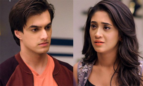 HeartBreaking Twist : Kartik scared of Naira's surgery in Yeh Rishta Kya Kehlata Hai