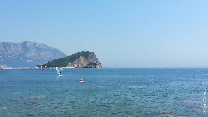 Остров Святого Николая, Черногория