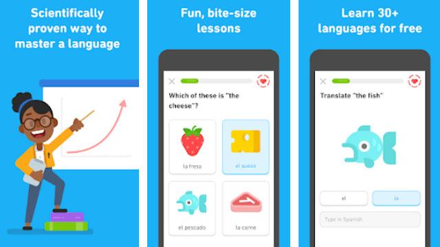 Aplikasi Bimbel Bahasa Online Gratis Terbaik