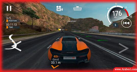 لعبة سباق سيارات للاندرويد : Gear.Club - True Racing