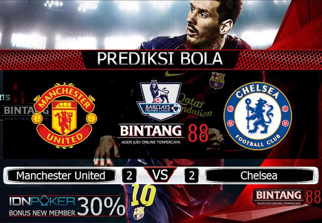 Prediksi Bola Manchester United vs Chelsea  11 Agustus 2019