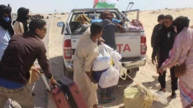 الكركرات: موريتانيا تخرج عن صمتها وتنضم كوسيط في الأزمة