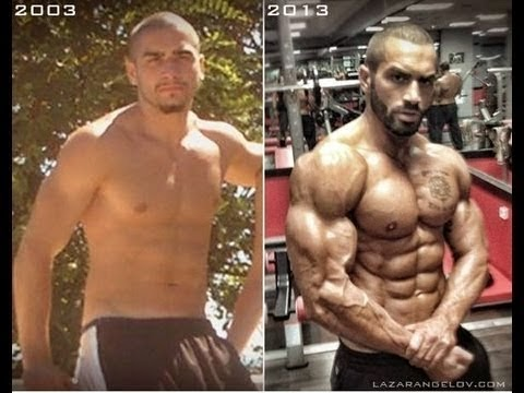 top 10 most aesthetic natural fitness models