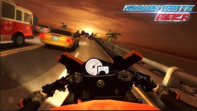 Download Game Traffic Rider Mod Apk v1.3 b340 (Unlimited ...
