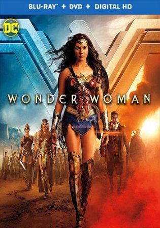 Wonder Woman 2017 BRRip 450MB Hindi Dual Audio 480p Watch Online Full Movie Download bolly4u