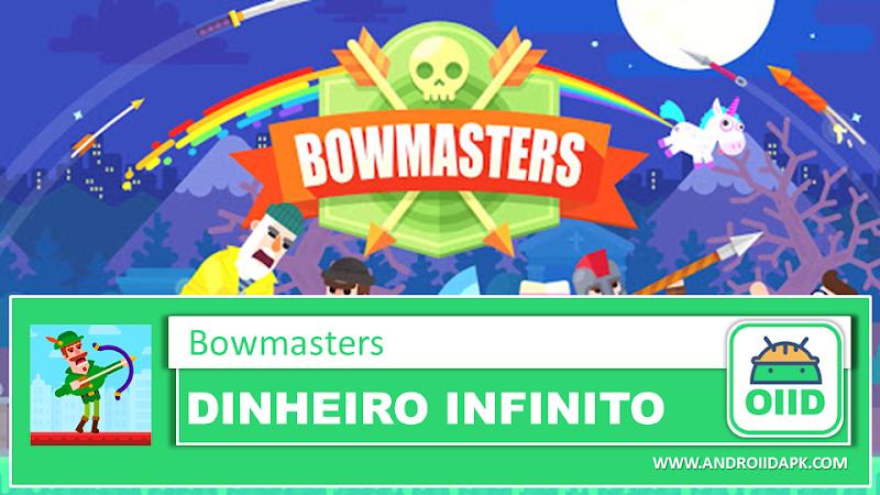 Bowmasters – APK MOD HACK – Dinheiro Infinito