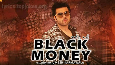 BLACK MONEY SONG: A single Punjabi Song in the voice of Ninja composed by Preet Hundal while lyrics is penned by Jassi Lokha